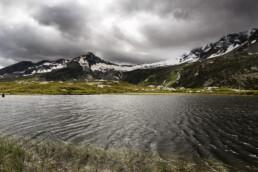 Alpen, Alpenpass, Bergsee, Gewässer, Graubünden, Schweiz, See, Suisse, Switzerland, lake