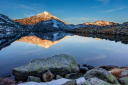 Alpen, Alps, Autumn, Berg, Berge, Bergmassiv, Bergsee, Fall, Gewässer, Graubünden, Herbst, Landscape, Landschaft, Morgen, Schweiz, See, Suisse, Switzerland, lake