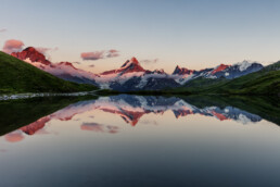 Alpen, Berg, Berge, Bergmassiv, Bergsee, Bern, Berner-Oberland, Berneroberland, Gletscher, Schweiz, See, Sommer, Suisse, Switzerland, Wasser, lake, summer
