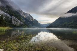 Alp, Berg, Berge, Bergmassiv, Gewitter, Glarus, Klöntalerseee, Regen, Schweiz, See, Sommer, Suisse, Switzerland, Thunderstorm, Wetter, summer