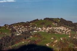 Appenzell, Appenzell Ausserrohden, Autumn, Dorf, Fall, Herbst, Ostschweiz, Rehetobel, Schweiz, Suisse, Switzerland