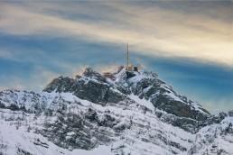 Appenzell, Appenzell Ausserrohden, Appenzellerland, Ostschweiz, Schweiz, Suisse, Switzerland, Säntis, Säntisbahn, Säntisbahn Säntis, Urnaesch, Winter