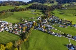 Appenzell, Appenzell Ausserrohden, Autumn, Dji Mavic pro 2, Dorf, Drohne, Fall, Flugaufnahme, Fotografie, Herbst, Ostschweiz, Photography, Schweiz, Schönengrund, Suisse, Switzerland