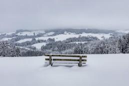 Appenzell Ausserrohden, Appenzellerland, Ostschweiz, Schweiz, Schwellbrunn, Suisse, Switzerland, Winter