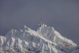 Alpstein, Berg, Frost, Schnee, Schweiz, Suisse, Switzerland, Säntis, Säntisbahn, Säntisbahn Säntis, Toggenburg, Wetter, Winter