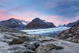 Aletschgletscher, Aletschregion, Alpen, Grosser Aletschgletscher, Wallis  CHE Schweiz Vallais