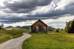 Appenzell, Appenzell Ausserrohden, Clouds, Gais, Gewitter, Haus, Hütte, Schweiz, Suisse, Switzerland, Thunderstorm, Verkehr, Wanderweg, Weg, Wolken