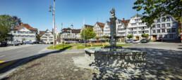 Dorf, Dorfplatz