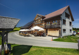 Appenzell, Appenzell Ausserrohden, Bauerhaus, Gais, Gastgewerbe, Ostschweiz, Sonnenschein, Sport, Verkehr, Wandern, Wanderweg, Weg