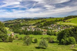 Appenzell, Appenzell Ausserrohden, Dorf, Grub, Ostschweiz, Schweiz, Suisse, Switzerland