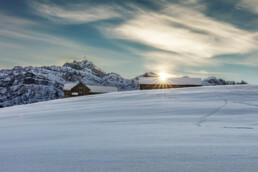Appenzell, Appenzell Ausserrohden, Ostschweiz, Schweiz, Suisse, Switzerland, Urnaesch, Winter