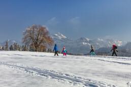 Appenzell, Appenzell Ausserrohden, Ostschweiz, Schnee, Schweiz, Suisse, Switzerland, Säntis, Urnäsch, Wetter, Winter