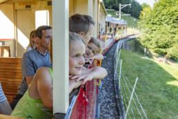 Appenzell, Appenzell Ausserrohden, Appenzeller Vorderland, Bergbahn, Eisenbahn, Heiden, Ostschweiz, Schienenverkehr, Schweiz, Suisse, Switzerland, Verkehr, ÖV, Öffentlicher Verkehr