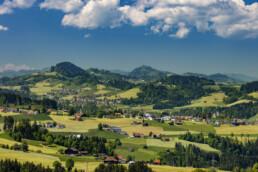 Appenzell, Appenzell Ausserrohden, Dorf, Frühling, Hundwil, Ostschweiz, Schweiz, Schwellbrunn, Spring, Stein, Suisse, Switzerland, Teufen, Waldstatt