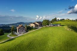 Appenzell, Appenzell Ausserrohden, Appenzellerhaus, Aussicht, Bauerhaus, Bühler, Ostschweiz, Schweiz, Suisse, Switzerland, Tourismus