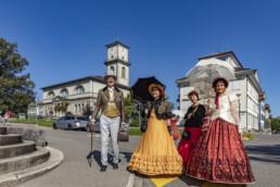 Appenzell, Appenzell Ausserrohden, Appenzeller Vorderland, Heiden, Personen, Schweiz, Suisse, Switzerland