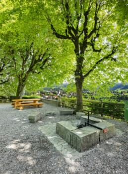 Appenzell, Freuerstelle, Picknick, Schweiz, Suisse, Switzerland