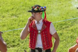 Alpabfahrt, Appenzell, Appenzell Ausserrohden, Brauchtum, Kultur, Ostschweiz, Schweiz, Schwägalp, Sennen, Suisse, Switzerland, Urnäsch, tradition, Öberefahre