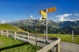 Appenzell, Appenzell Ausserrohden, Aussicht, Ostschweiz, Schweiz, Suisse, Switzerland, Tourismus, Verkehr, Wanderweg, Weg