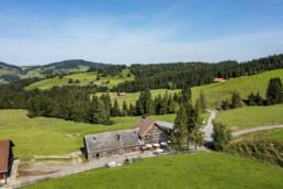 Appenzell, Appenzell Ausserrohden, Appenzellerhaus, Aussicht, Bauerhaus, Haus, Ostschweiz, Schweiz, Suisse, Switzerland, Tourismus, Urnaesch